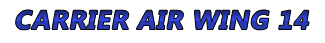 Carrier Air Wing 14